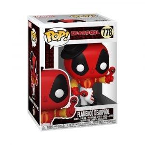 deadpool funko pop toy
