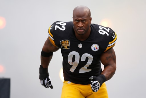 e3d3768ac49 Should the Patriots Sign Veteran Linebacker James Harrison Following Release