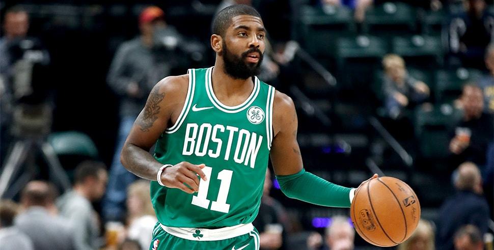 36c6b1e8b4ac Celtics at 7  Kyrie Irving s Interesting Comments On  Kimmel