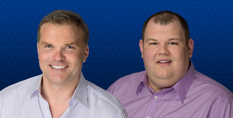 Simulcast of Zolak and Bertrand Debuts on NBC Sports Boston on July 23rd