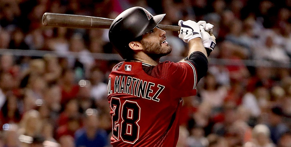 J.D. Martinez (Photo by Christian Petersen/Getty Images)