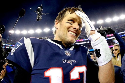 Patriots QB Tom Brady Talks About 'End Line' In Exclusive With TB12