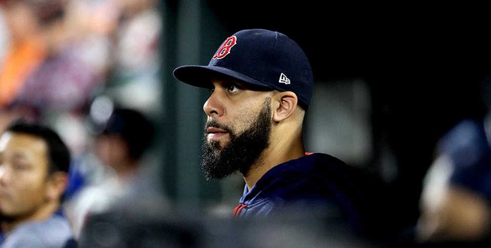David Price (Photo by Rob Carr/Getty Images)