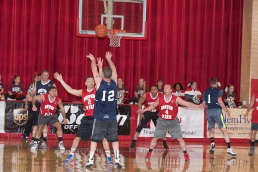 life is like a basketball game