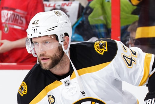 Anderson Bruins Already In Uncomfortable Situation With David Backes
