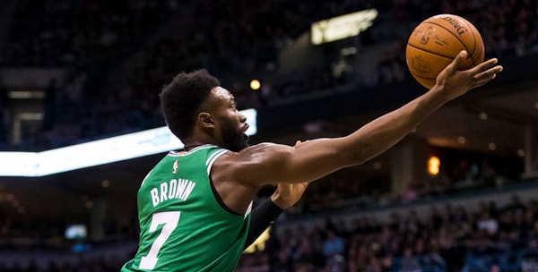 Jaylen Brown signs 4-year, $115 million extension