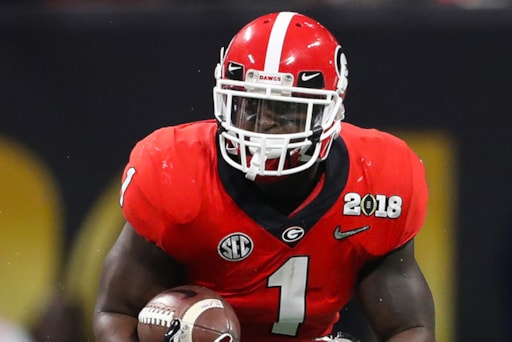 new products ebbd3 ca132 A.J. Green Says Patriots RB Sony Michel Will Be NFL's Rookie ...