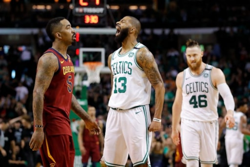 Celtics Dominate Cavaliers In East Finals Opener With 00188582e