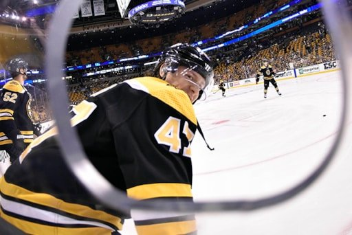 Torey Krug Out For Game 5 Of Bruins Lightning With Lower Body Injury