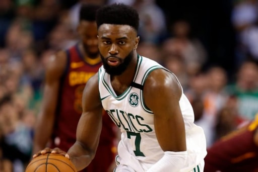 9e118dc4b8b Jaylen Brown Wanted LeBron James To Stay In The East