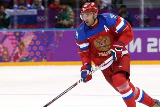 Ilya Kovalchuk Signs Three Year Deal With Los Angeles Kings