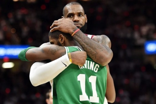e5923162 A Father's Day Plea: Say No to LeBron and Keep the Celtics Together, for  the Kids
