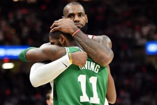 厄文傳來壞消息!遭遇無限期休戰,杜蘭特感慨萬千:詹姆斯的確給過他建議!-Haters-黑特籃球NBA新聞影音圖片分享社區
