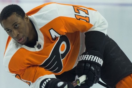 newest collection a38c3 61be9 Anderson: Is Wayne Simmonds A Trade Target For Bruins?