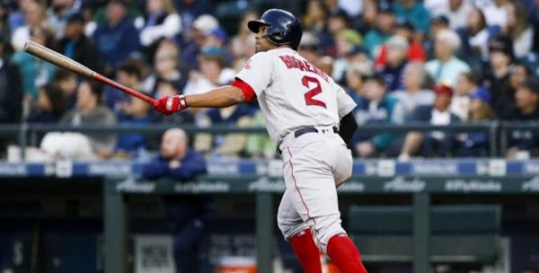 Xander Bogaerts named first team All-MLB shortstop