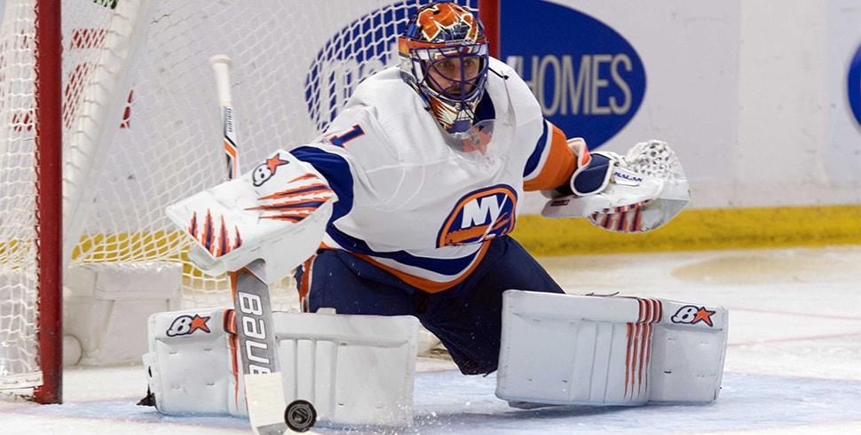 huge discount 210cf 74c7e Jaroslav Halak - NHL: New York Islanders at Ottawa Senators