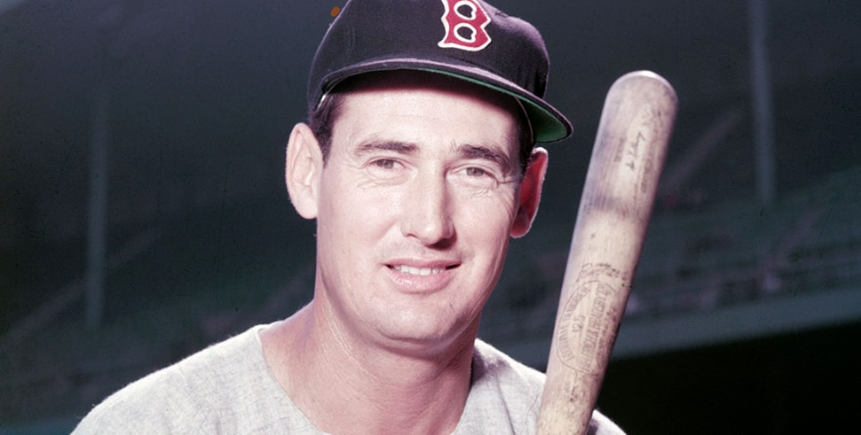 Color Footage Of Ted Williams Final Game Stands Out In