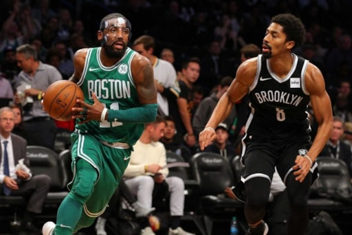 Add Brooklyn Nets To Potential Kyrie Irving Sweepstakes