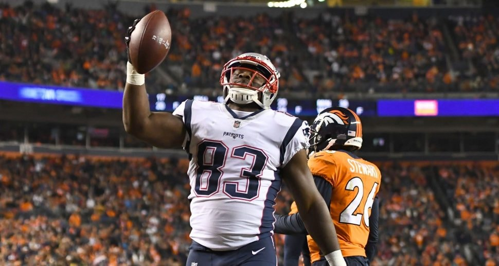 New England Patriots reportedly will release tight end Dwayne Allen