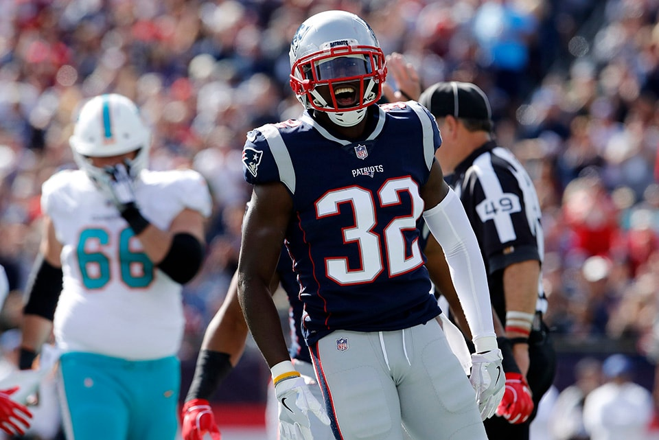 Patriots' Devin McCourty on 2019: 'I'm going to play'
