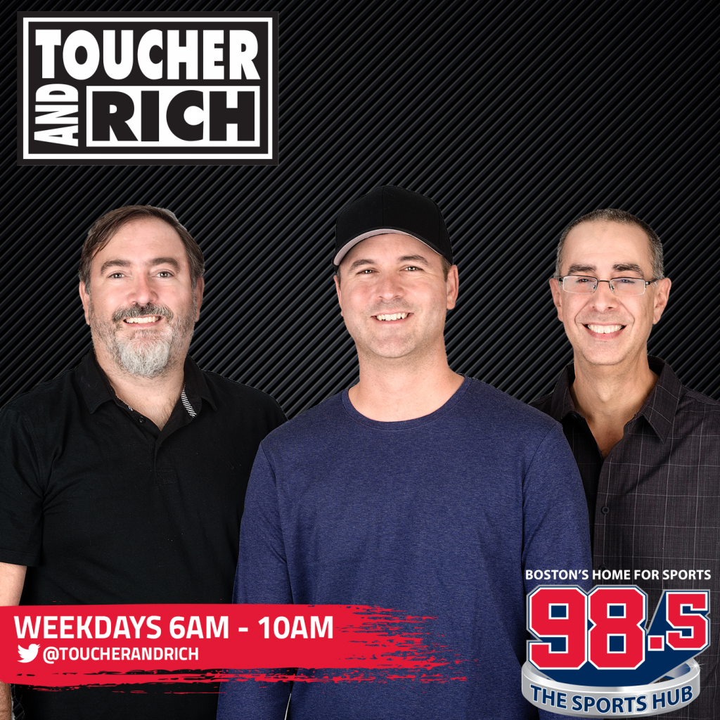 Toucher & Rich: Red Sox Front Office Press Conference was Amazing (Hour 1)