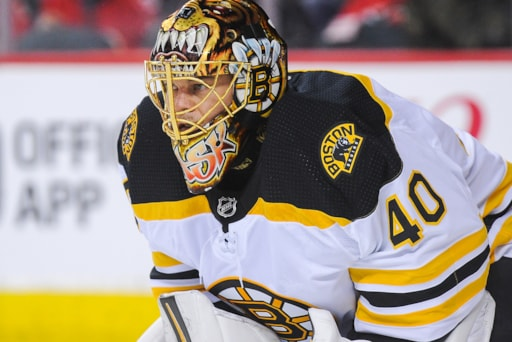 fc7c32e6b Bruins goalie Tuukka Rask gets start in 2019 NHL Winter Classic