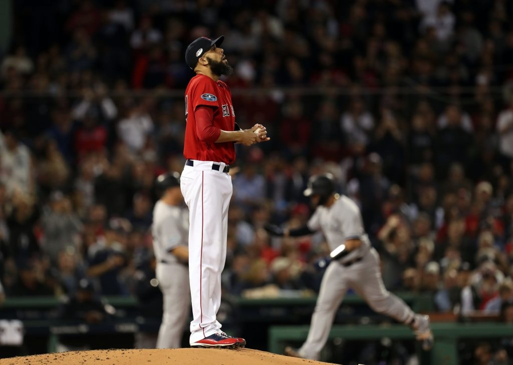 David Price Booed Mercilously by Boston Fans After Another Playoff Failure