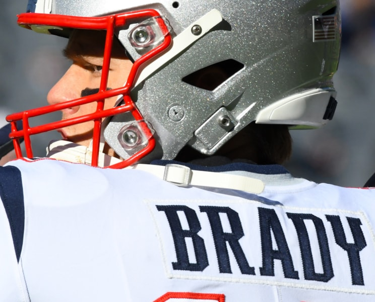 the best attitude 16d78 684cd Week 7: New England Patriots at Chicago Bears [PHOTOS]