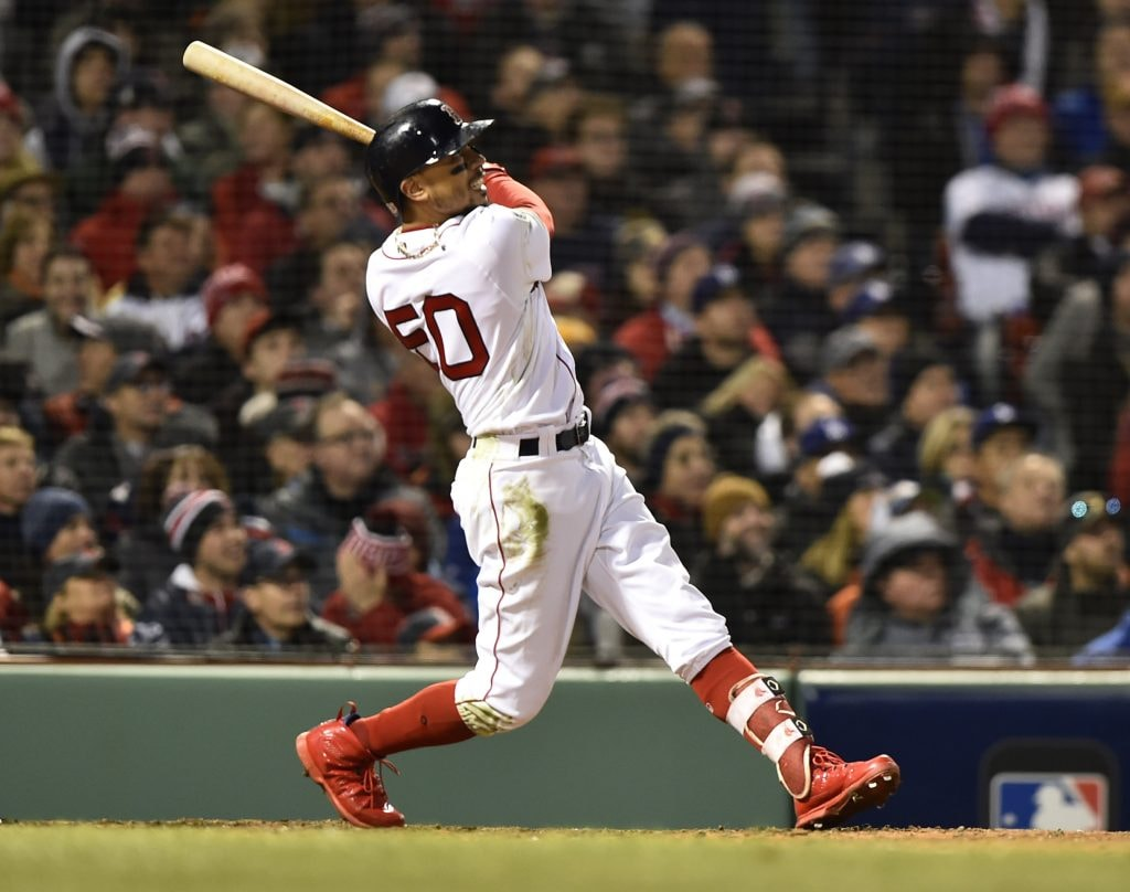 McCarthy: the time is right for the Red Sox to sign Mookie Betts