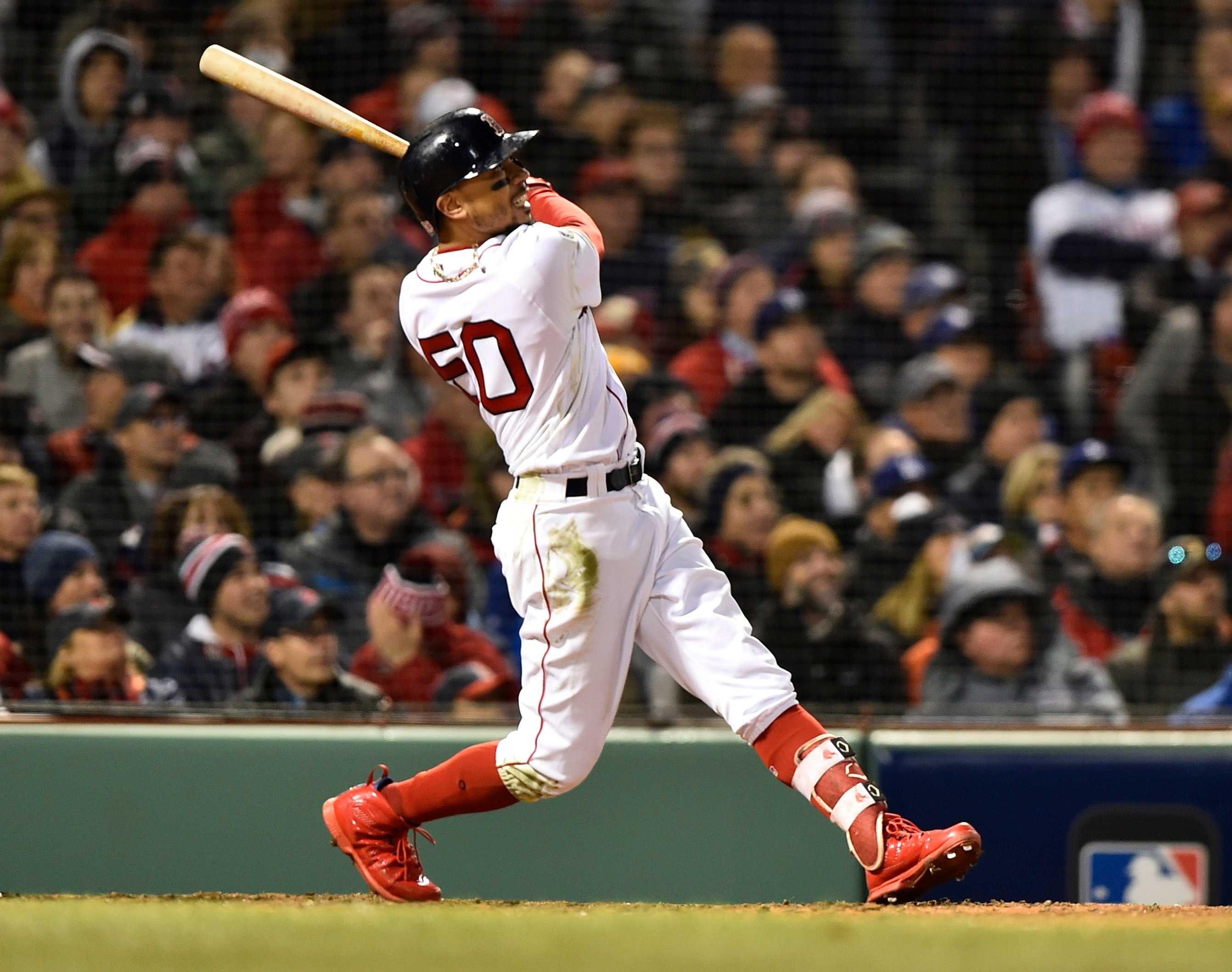 MLB Awards Finalists Announced, Betts Among MVP Candidates