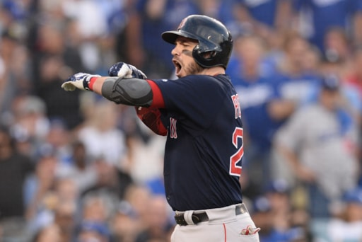new product 7007e 8b30c Red Sox Free Agency Series: Steve Pearce
