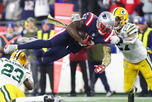 1892c77f187 Recap: Patriots beat Packers 31-17 on Sunday Night Football