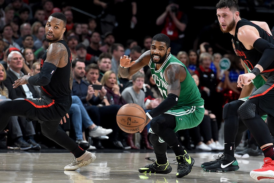 Kyrie Irving Clarifies Comment About Celtics Adding Seasoned Veteran