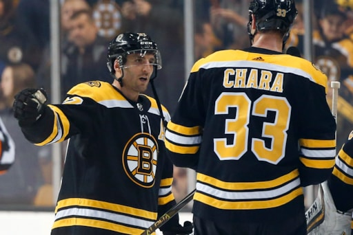 9562e9bf6 Bruins not built to handle Patrice Bergeron