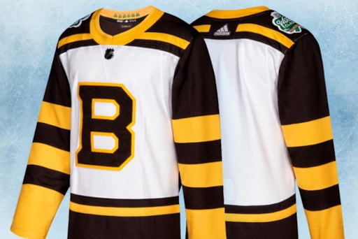 Bruins officially unveil 2019 Winter Classic jersey 30ea8b38dbf