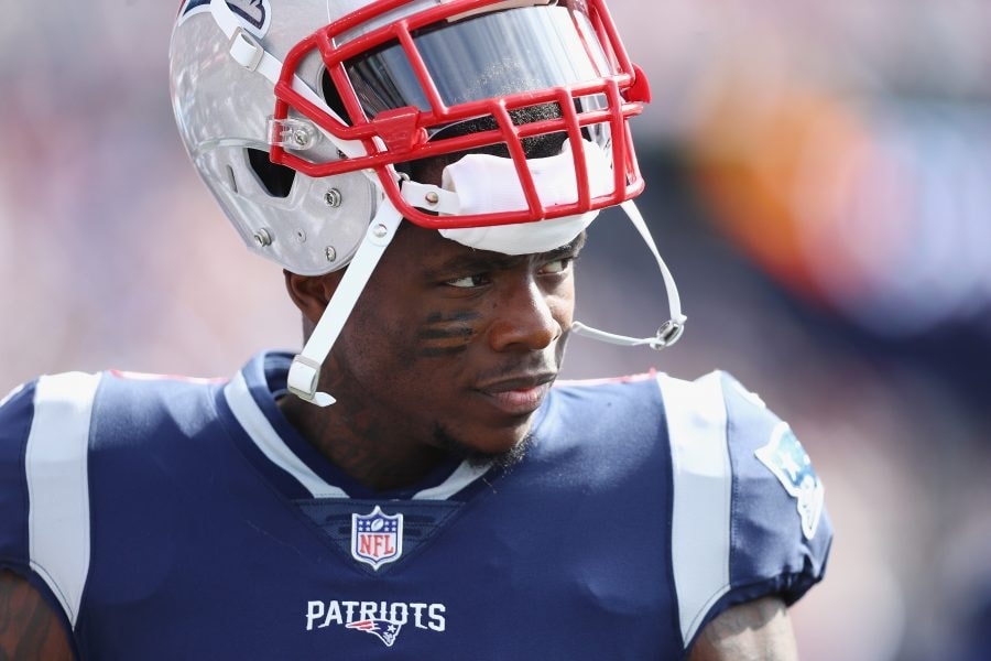 Josh Gordon being released by New England Patriots on Thursday