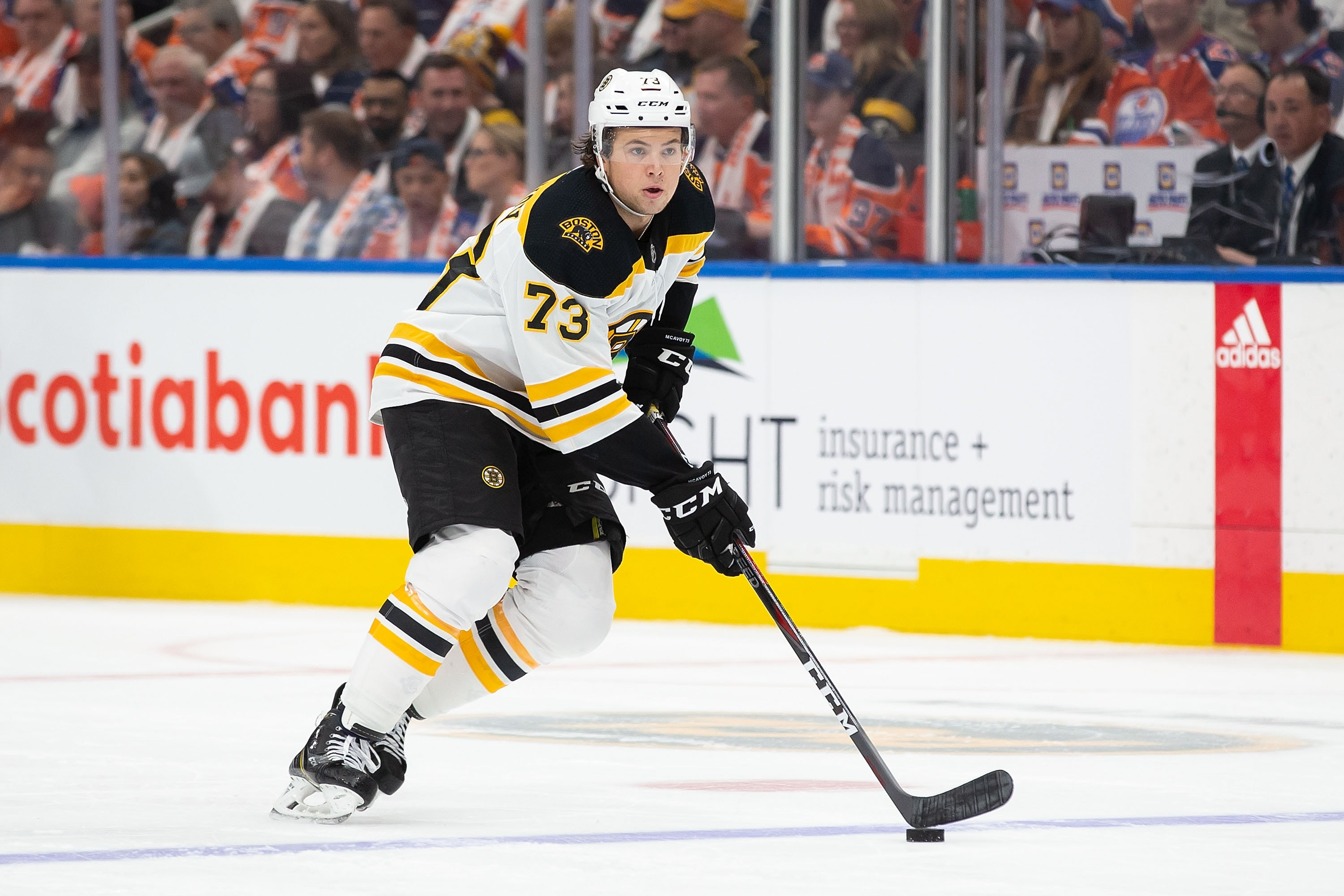Charlie McAvoy reportedly turned down long-term extension with Bruins last offseason