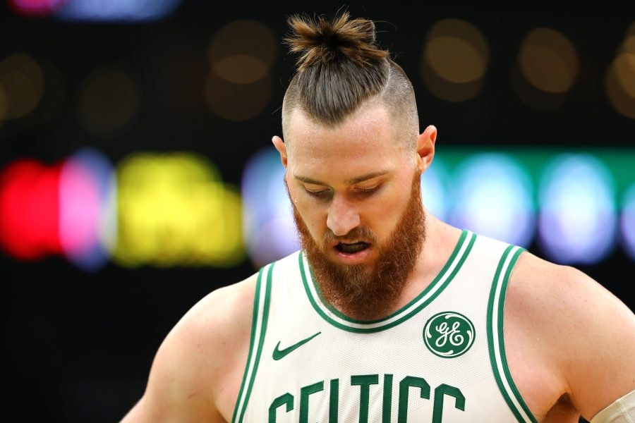 Woj: Celtics offering Aron Baynes' expiring contract to teams with cap space