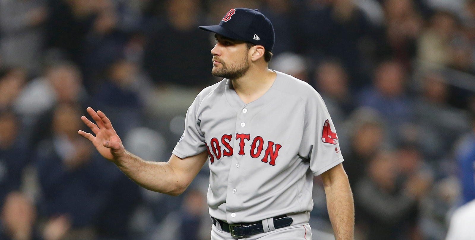 Mazz: Nathan Eovaldi is now clearly overpaid - 98.5 The Sports Hub