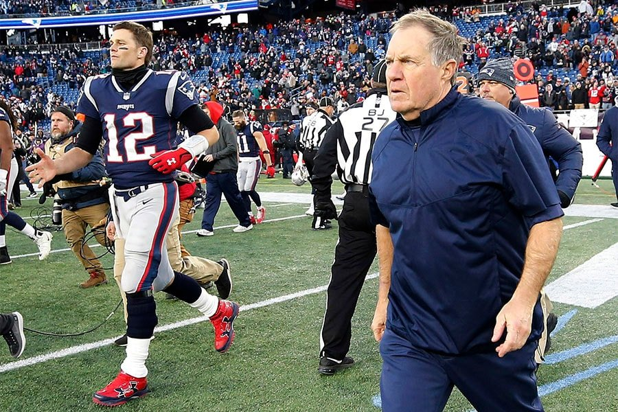Mazz: More history at stake for Bill Belichick and the Patriots on Sunday