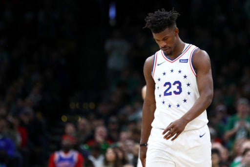 c6c388b0cd42 It appears Jimmy Butler s already unhappy with the 76ers