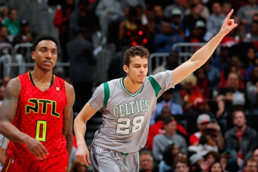 RJ Hunter Re-Signs With The Celtics GettyImages-498637658