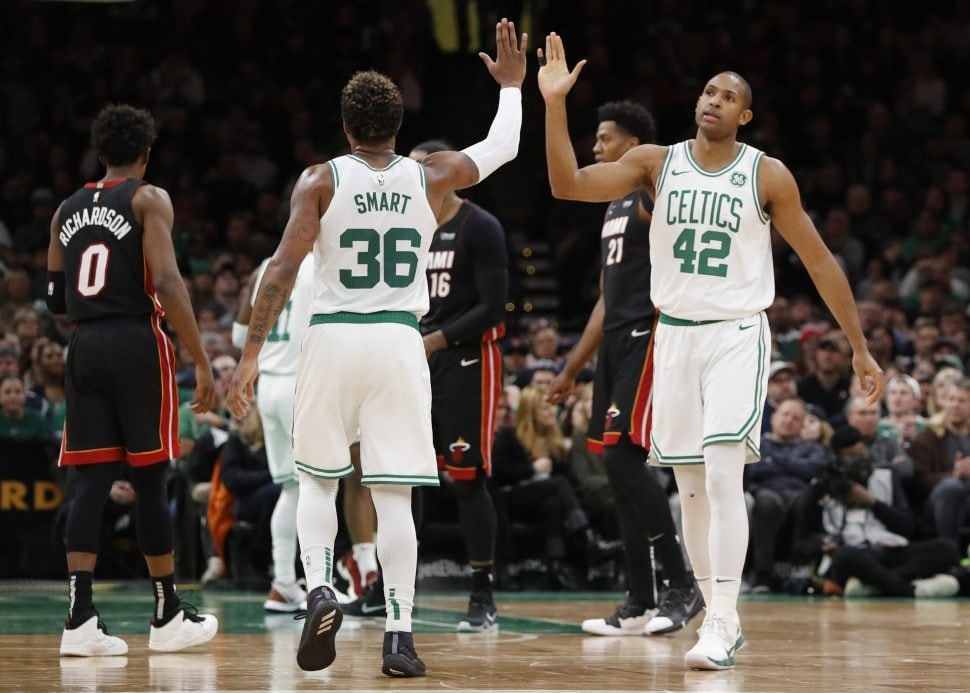Celtics Extend Home Winning Steak With Victory Over Heat
