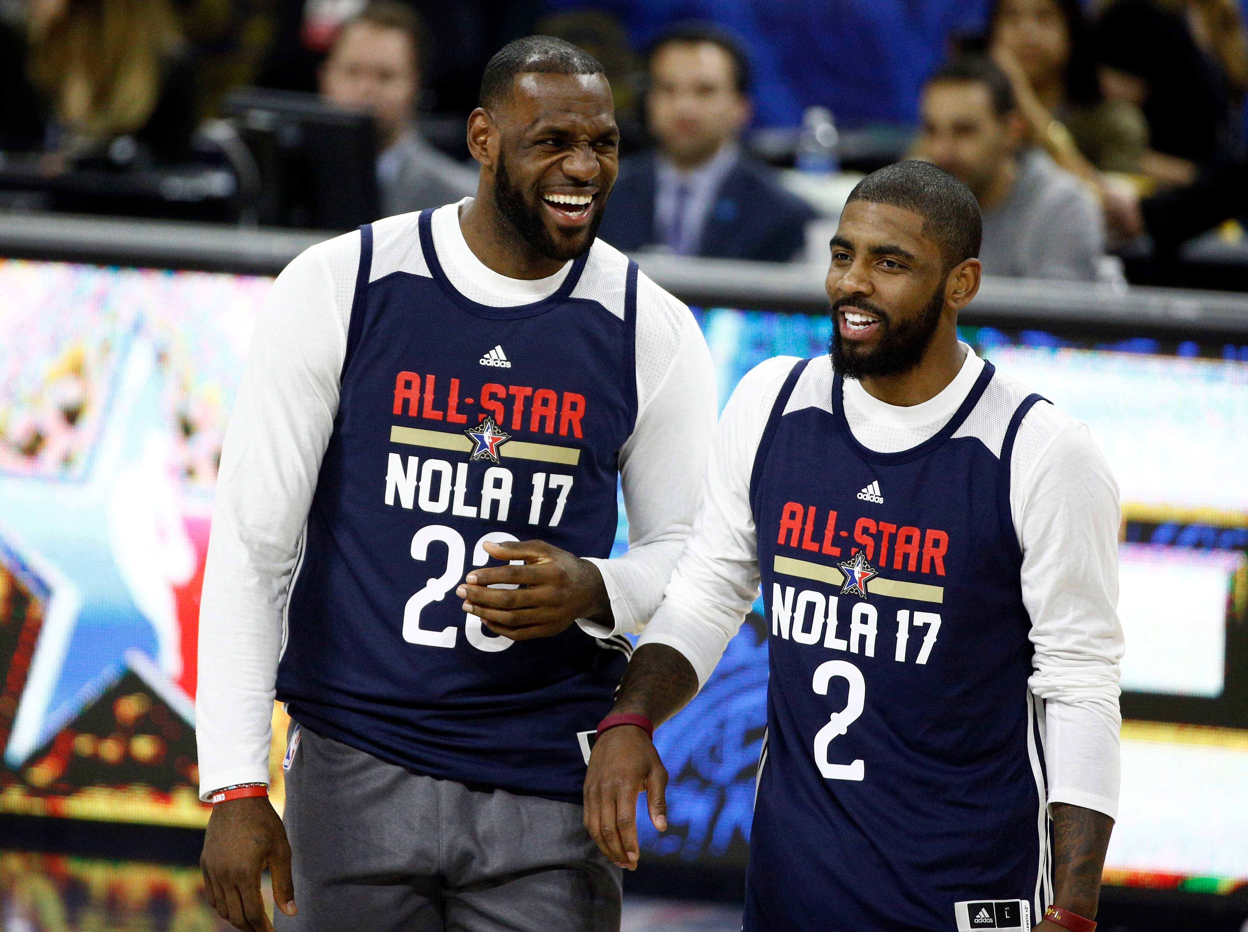 Mazz  Bite your tongue - and just give Kyrie Irving what he wants 1244a2301