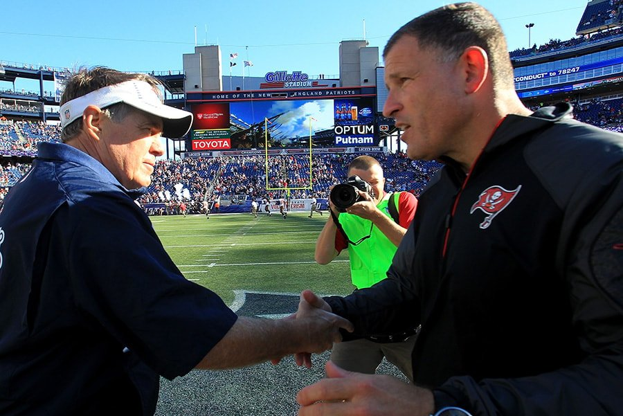 Patriots to name Greg Schiano new DC