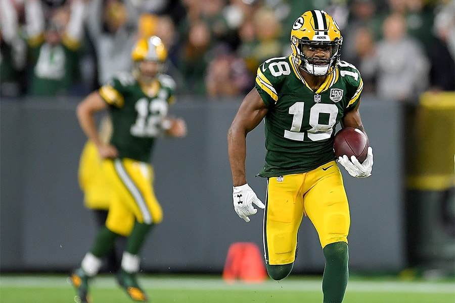 Patriots tried to trade for Packers WR Randall Cobb a year ago
