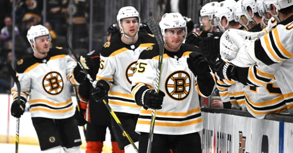 Noel Acciari bids farewell to Bruins fans in new Instagram post