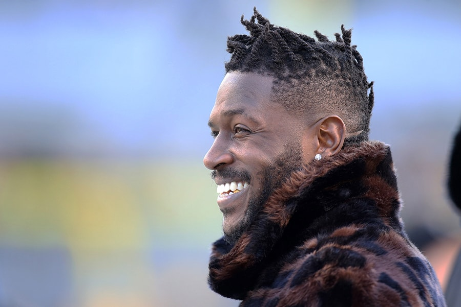 Packers haven't been involved in trade talks for Antonio Brown