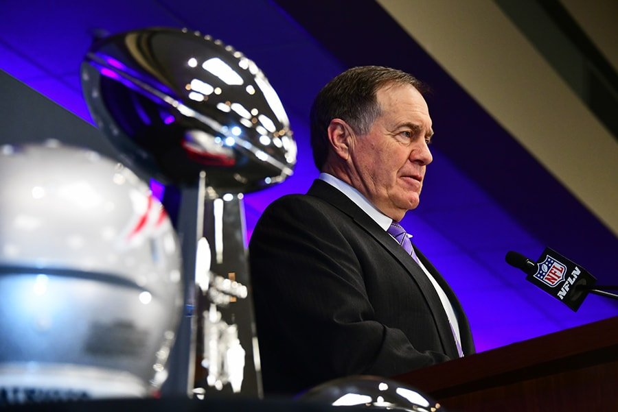 Bill Belichick's sons: From hugging Dad at Super Bowl to ...