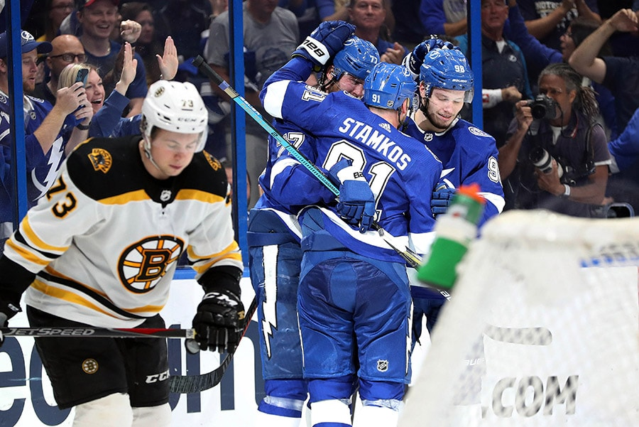 Are the Lightning great enough to transcend the Presidents Trophy curse?